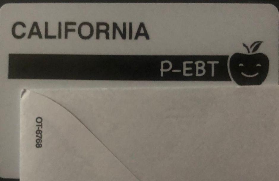 Extienden plazo para solicitar la tarjeta P-EBT de $365 dólares por niño en edad escolar en California