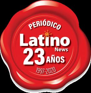 23 years logo