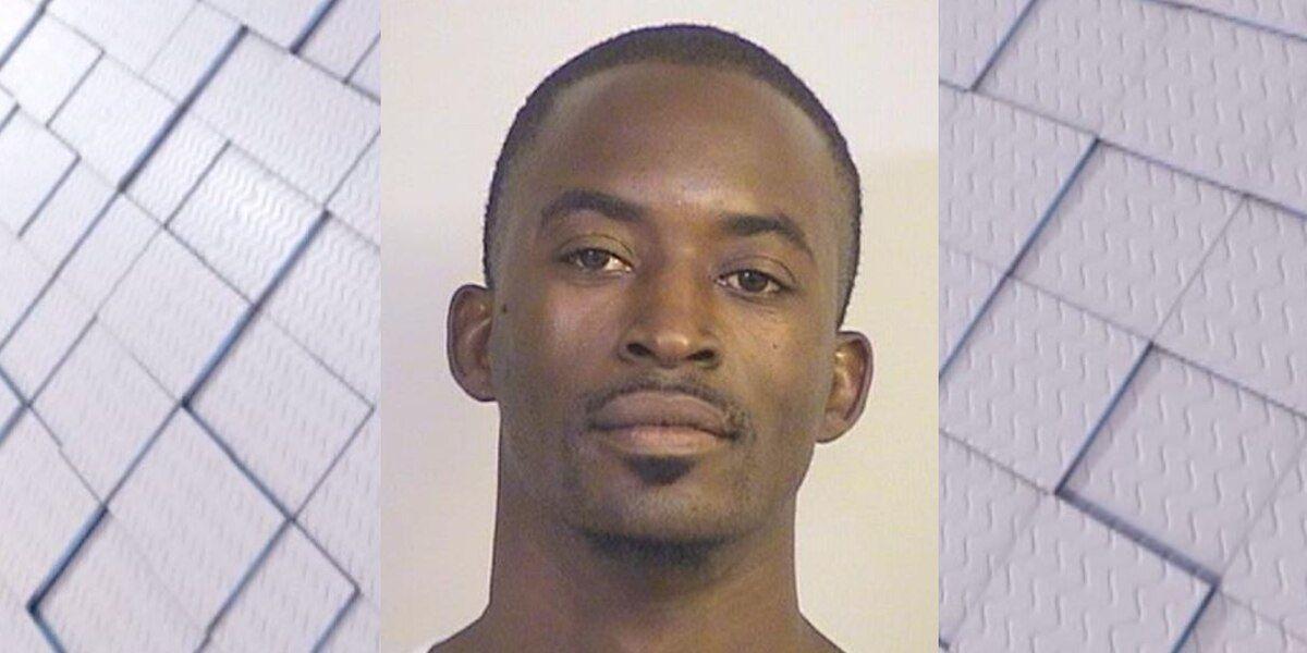 La policía de Tuscaloosa arresta a un hombre, después de una breve persecución