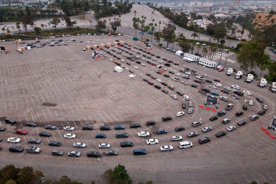 Dodge Stadium de Los Angeles