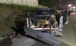 FOTOS 12 Sicarios de Tropa del Infierno del CDN son abatidos por soldados