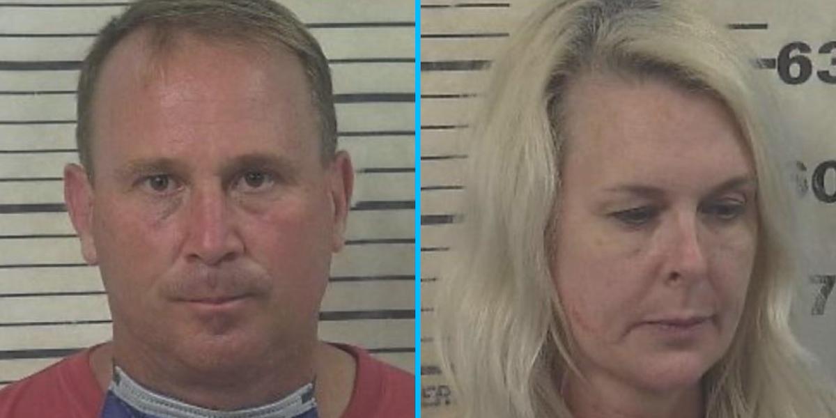 Director de la escuela secundaria de Hanceville y su ex esposa, fueron arrestados por violencia doméstica