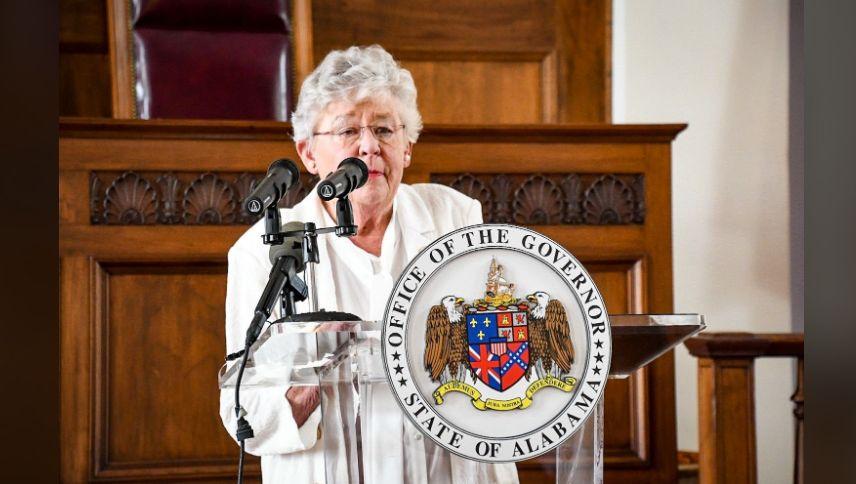 Gobernadora Ivey extiende ordenanza de mascarilla hasta agosto