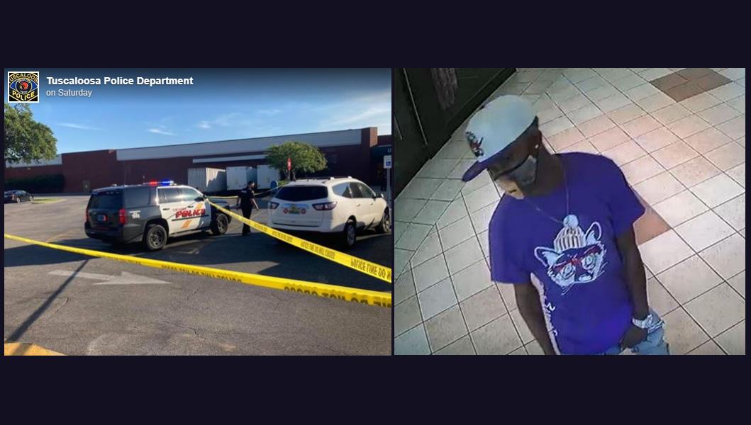 Una niña de 15 años, que recibió un disparo fuera del University Mall, era solo una inocente espectadora