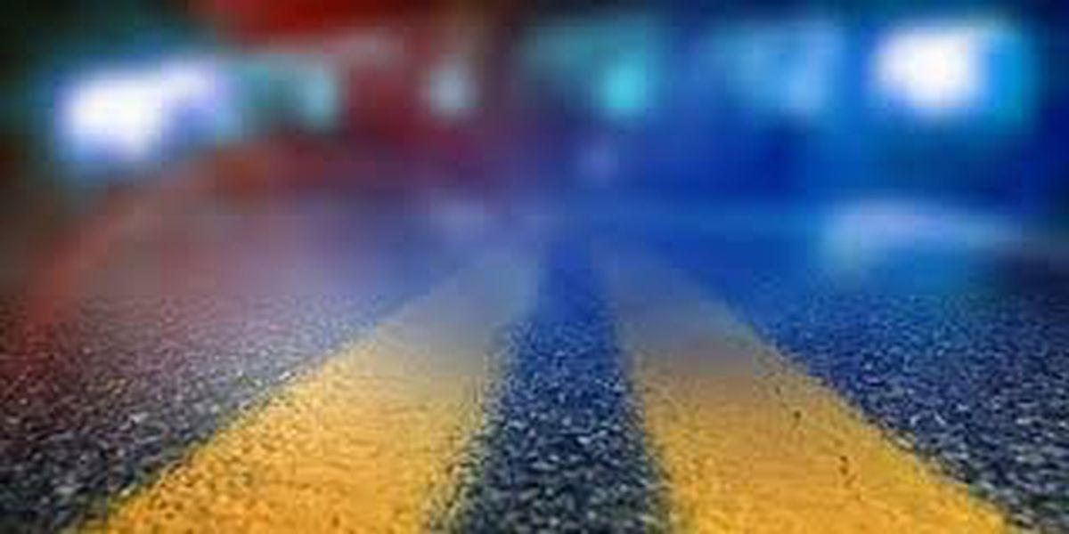 accidente en el condado de Jefferson