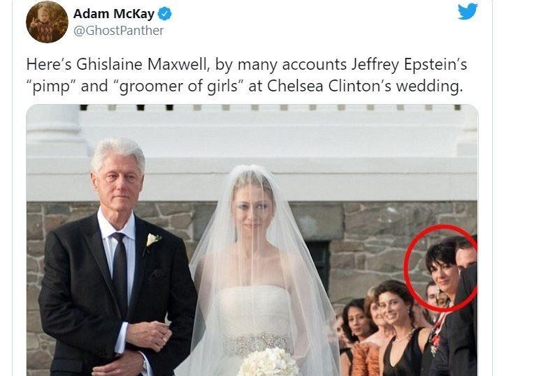 Encuentran y acusan de tráfico sexual de menores a millonaria amiga del suicida Jeffrey Epstein