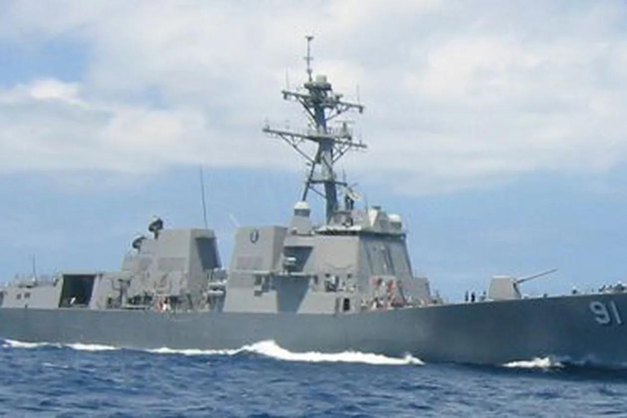 EE UU despliega un buque militar frente a las costas venezolanas