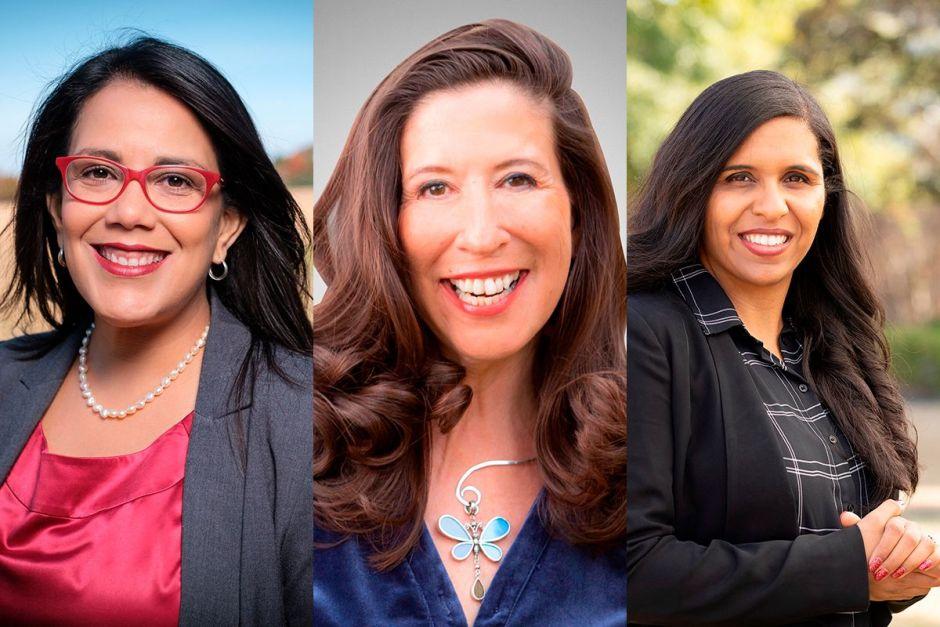 Tres latinas que aspiran a llegar por primera vez al Congreso de Estados Unidos