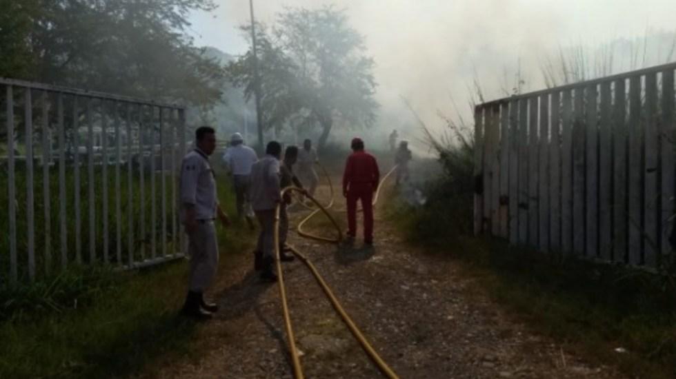 Explosión de ducto de Pemex en Veracruz deja cinco lesionados