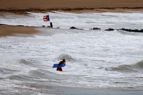 Trump declara una emergencia en Puerto Rico ante la cercanía de un ciclón
