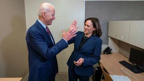 Biden escoge a Kamala Harris como aspirante demócrata a la Vicepresidencia de EE.UU.