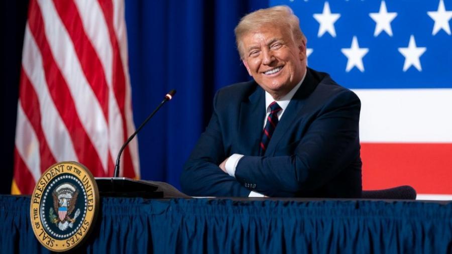 Los republicanos se rinden de nuevo ante Trump como candidato presidencial