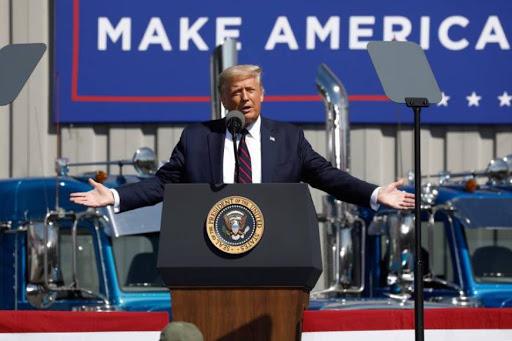 Donald Trump en Pennsylvania