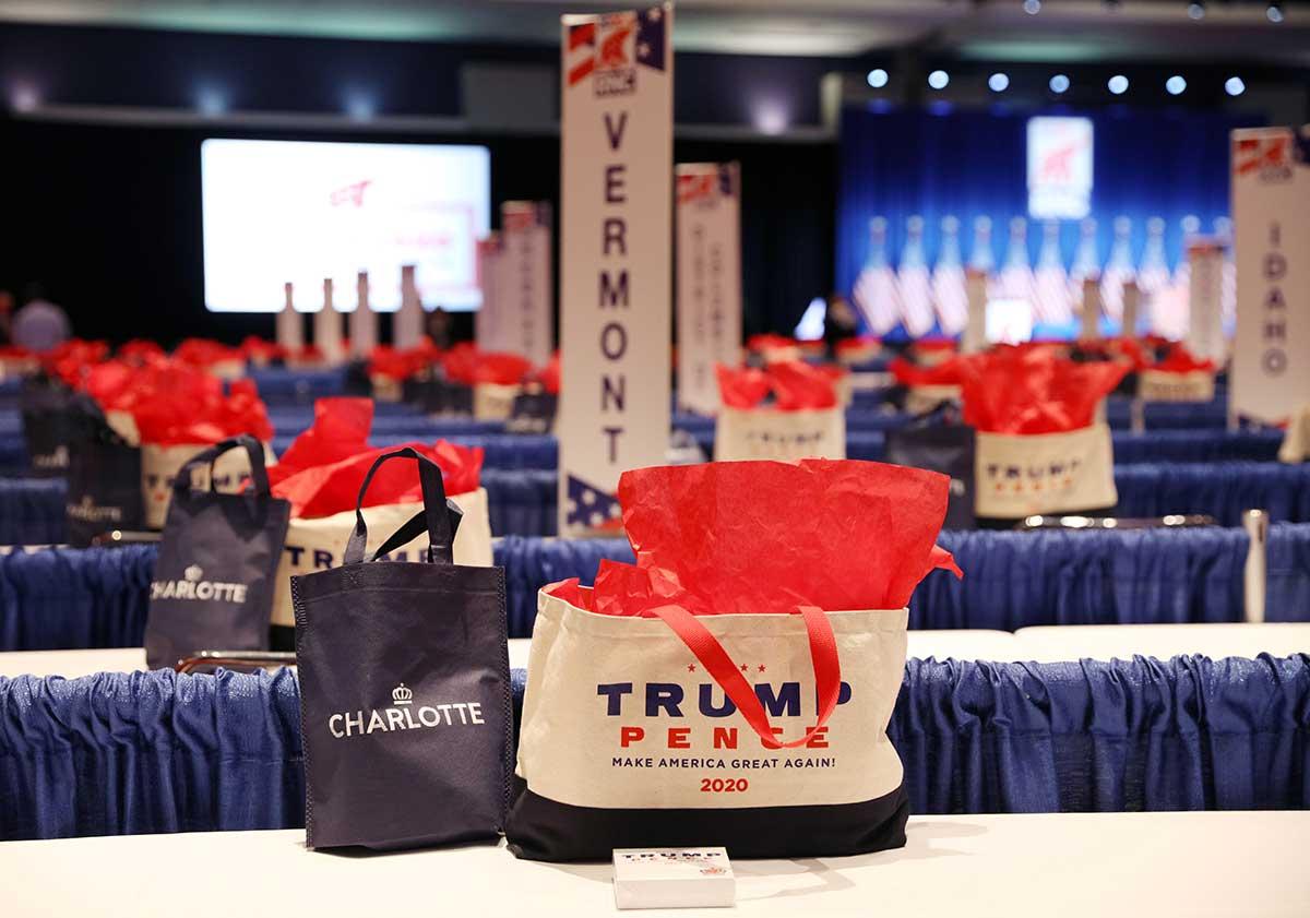 Elecciones EEUU Trump