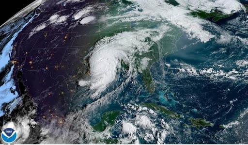 Louisiana y Texas sobreviven al poderoso huracán Laura, que deja 4 muertos