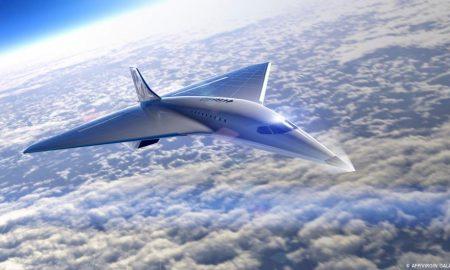 avion supersonico Mach 3