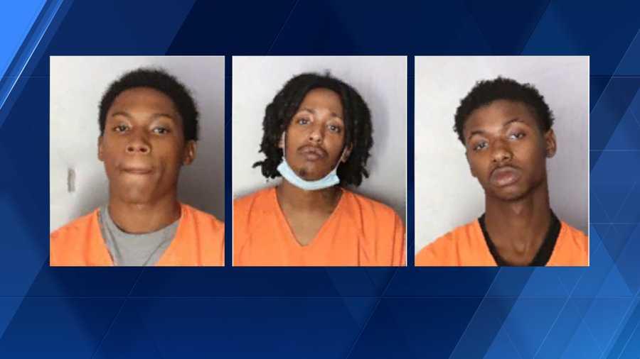 3 hombres sospechosos de disparar contra una casa, han sido arrestados