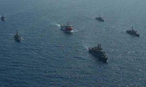 Crece la tensión en el Mediterráneo entre Grecia y Turquía