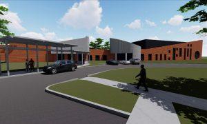 Comienzan las renovaciones del Centro Mcdonald Hughes por $ 1.5m