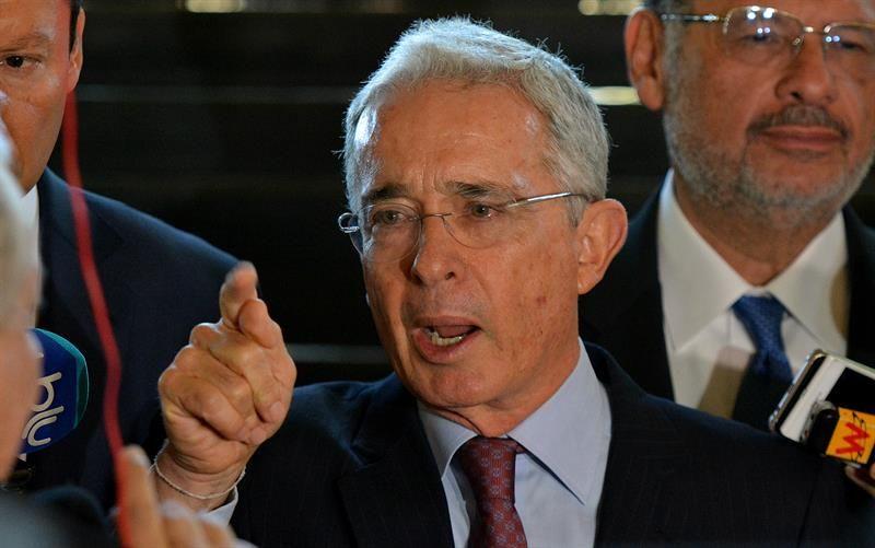 El abogado de Uribe se la juega en la Fiscalía por la libertad del expresidente