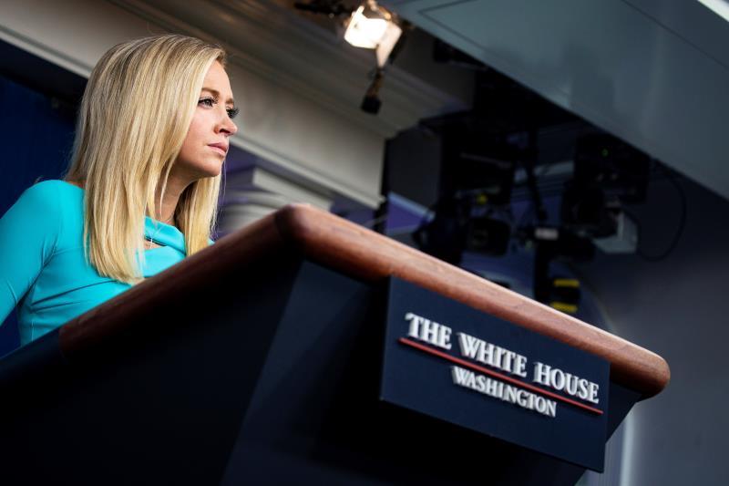 Kayleigh McEnany secretaria de prensa casa blanca