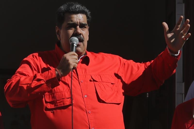 Maduro dice que las autoridades venezolanas detuvieron a un espía de EE.UU.