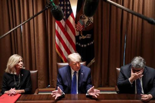 Trump y Biden intensifican su campaña en Florida para desempatar los sondeos