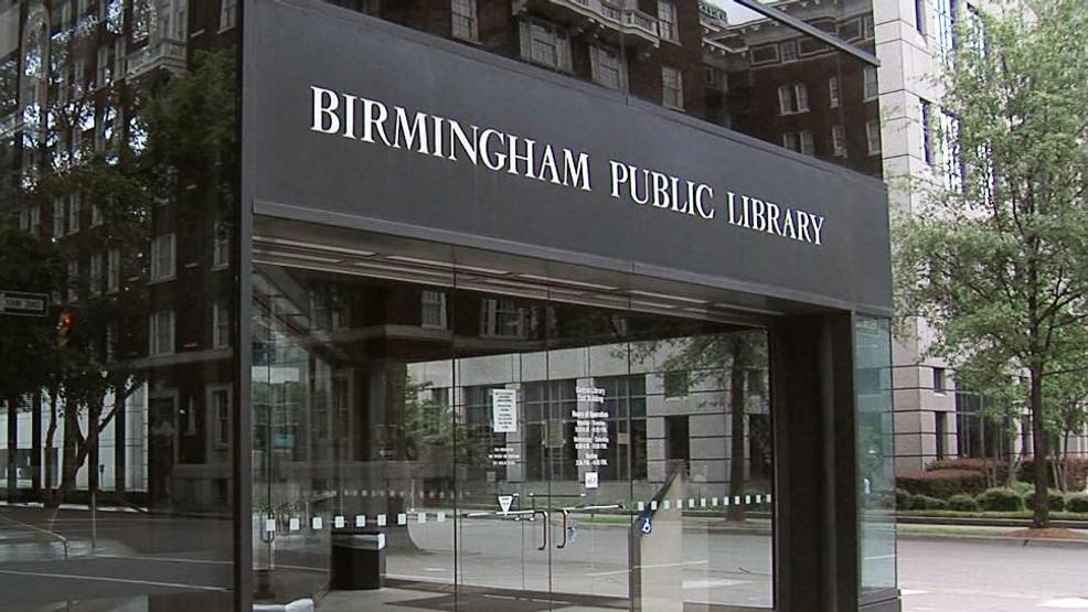 biblioteca publica de Birmingham