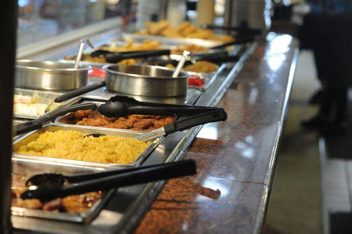Alabama da el visto bueno para volver al servicio de buffet