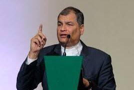 Un juez de Ecuador ordena la captura de Rafael Correa y otros imputados de corrupción