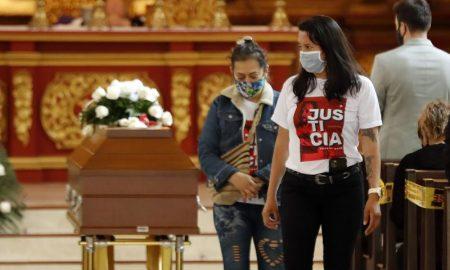familia colombiana pide justicia