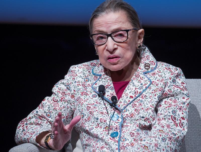 jueza Ruth Bader Ginsburg