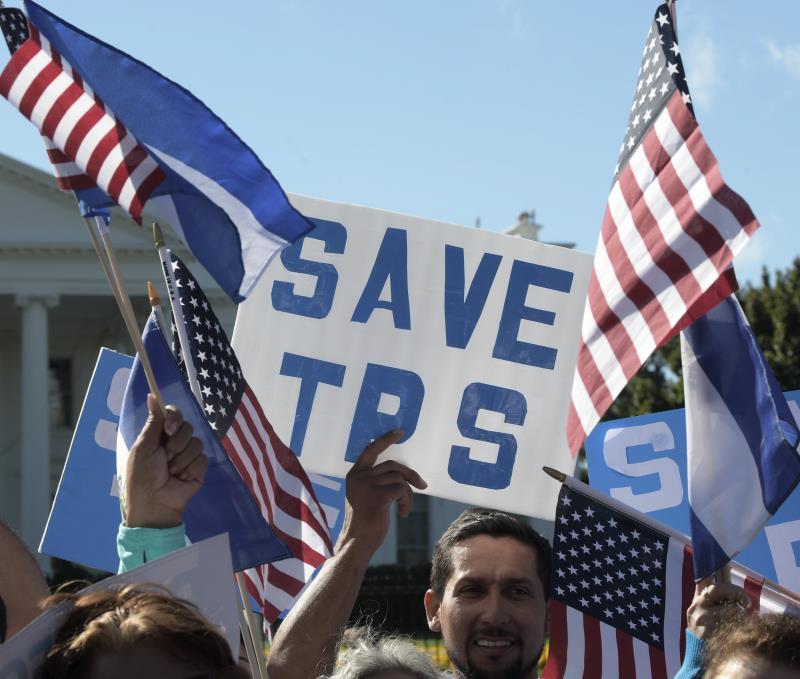 manifestacion TPS