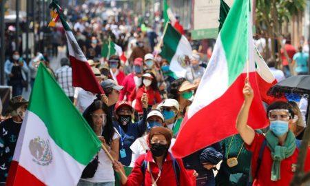 opositores a Lopez Obrador