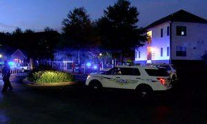 El Departamento de Policía de Birmingham actualiza la condición del oficial atropellado por un vehículo el lunes por la mañana, en complejo de apartamentos