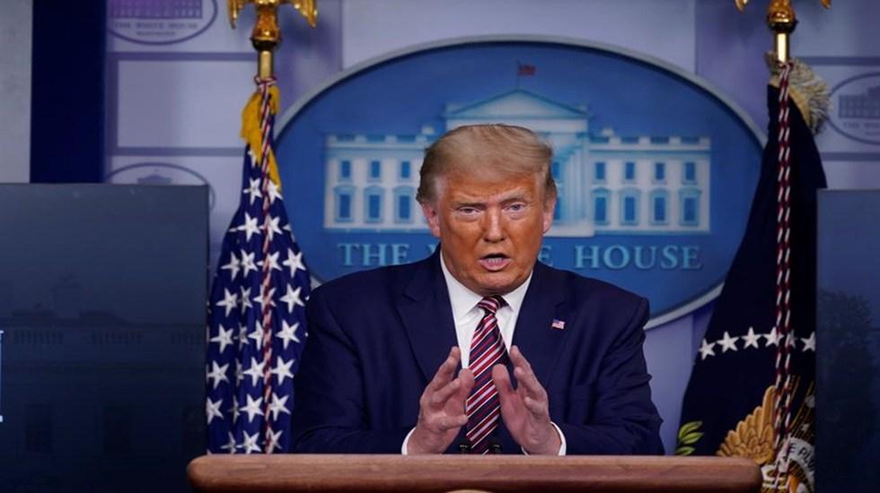 Trump no pagó impuestos sobre la renta en 10 de 15 años previos a elecciones de 2016: NYT