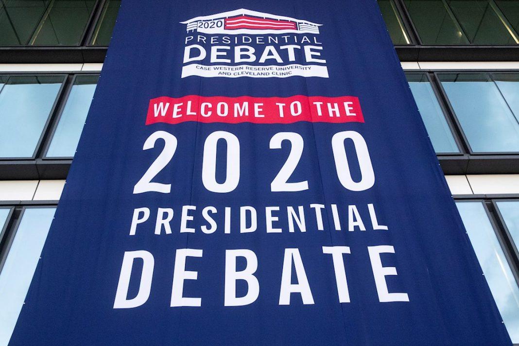 """Trump y Biden preparan su primer cara a cara, un debate """"beligerante"""""""