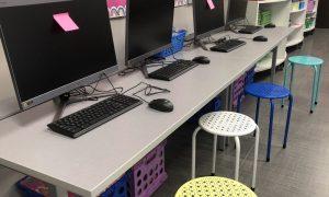Los maestros de las escuelas de la ciudad de Tuscaloosa, se preparan para la enseñanza en persona, el lunes