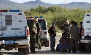 Crece de nuevo la cifra de migrantes que cruzan ilegalmente la frontera sur