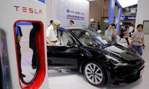 Las ganancias de Tesla suben un 218 % en el mejor trimestre de su historia