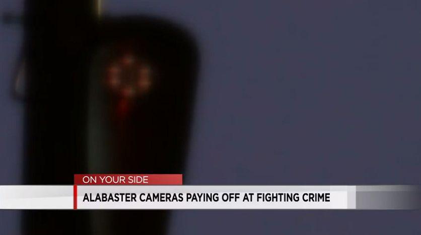 La ciudad de Alabaster invierte miles en tecnología, para combatir el crimen