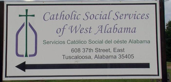 Servicios Sociales Católicos de West Alabama, necesitan donaciones