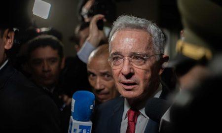 ex presidente Alvaro Uribe