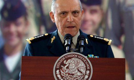 general mexicano Salvador Cienfuegos