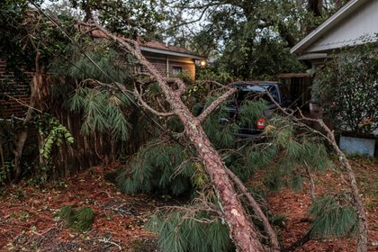 huracan zeta azota EEUU
