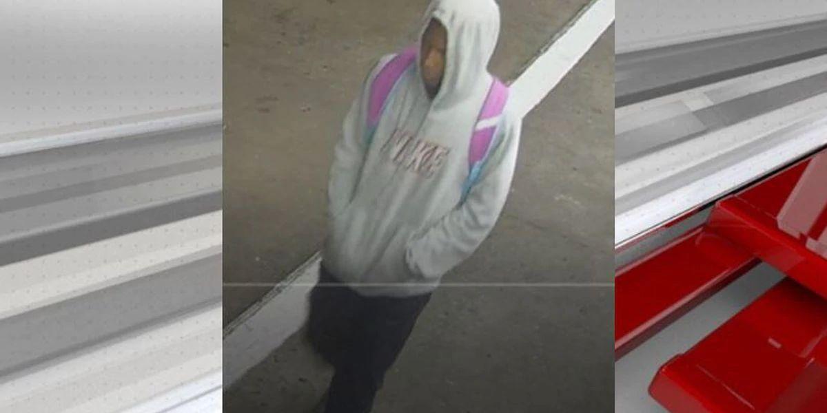Policía de Birmingham busca sospechoso de robo a mano armada