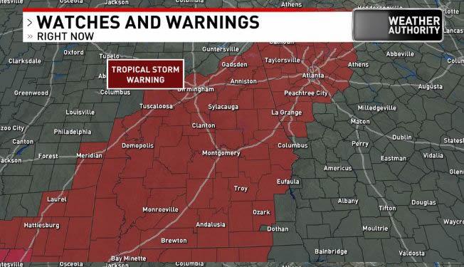 Zeta ahora es un huracán de categoría 2; avisos y advertencias locales emitidos