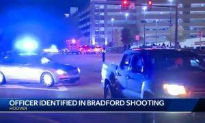 Oficial identificado en Acción de Gracias, por la muerte a tiros de E.J. Bradford, Jr.