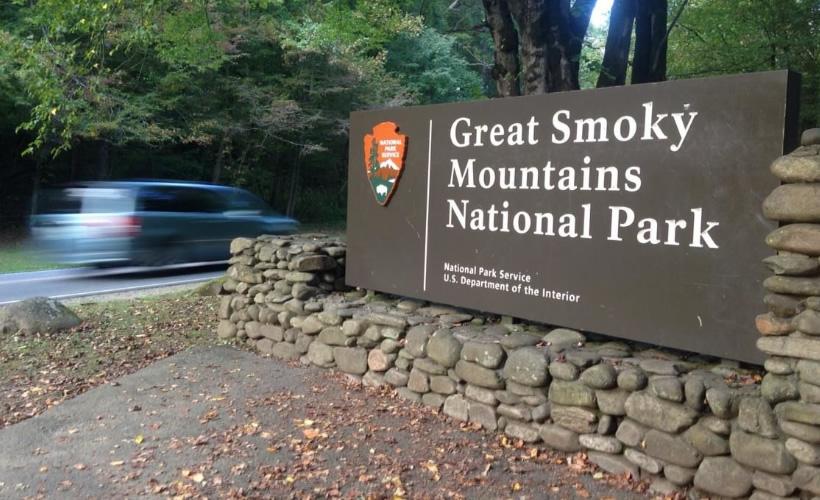 Hombre de Warrior cae y muere mientras tomaba una foto en el Parque Nacional Great Smoky Mountains