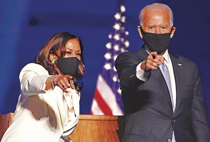 Biden trabaja desde ya en la transición con la pandemia como prioridad